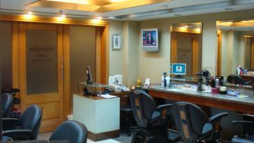 Salon at Hotel Ramada Plaza Palm Grove Juhu Beach Mumbai
