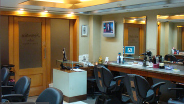 Salon at Hotel Ramada Plaza Palm Grove Juhu Beach Mumbai, best Mumbai hotels