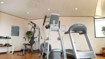 Gym Classic Sarovar Portico Thiruvananthapuram