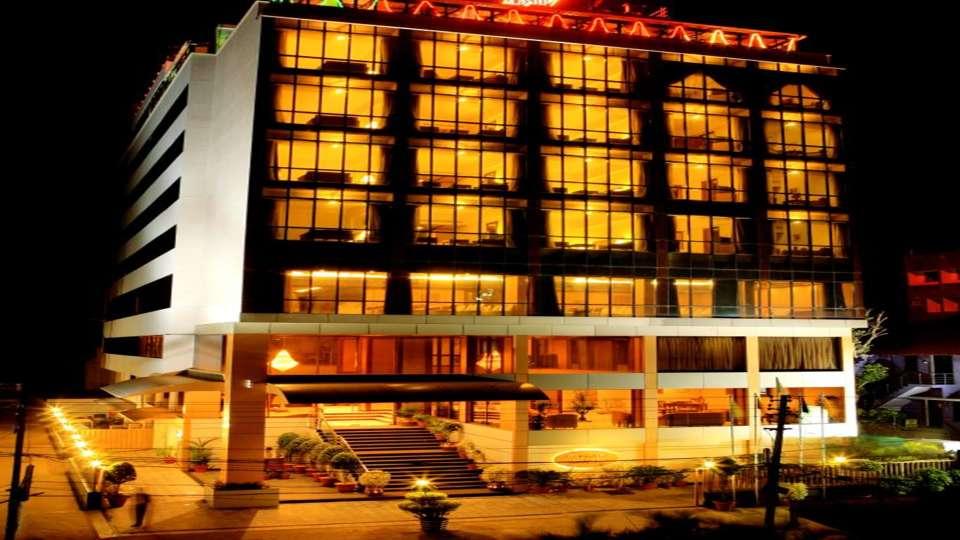 Facade Classic Sarovar Portico Thiruvananthapuram 3