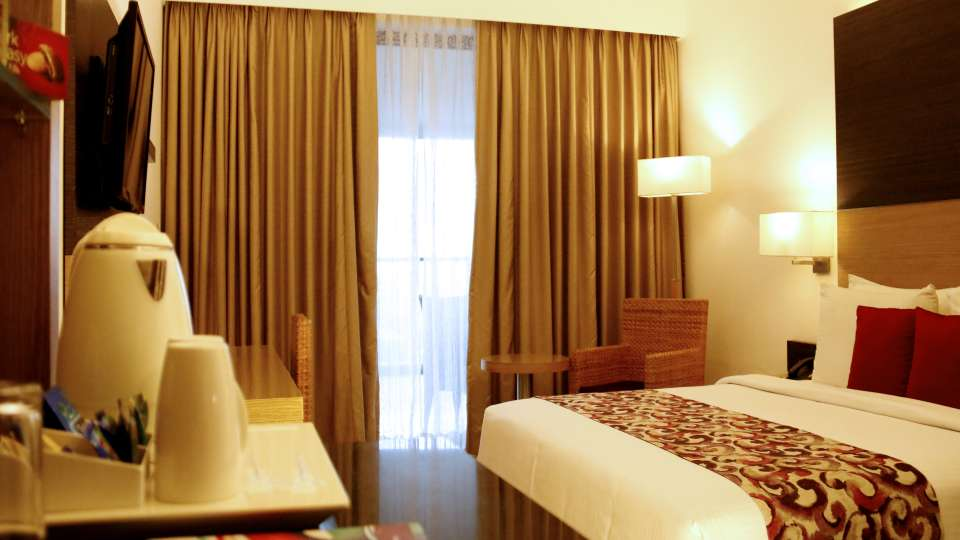 Poetree Sarovar Portico, Rooms at Hotels in Kerala, Thekkady resorts12