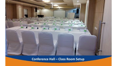 Banquet Hall at Hotel Sarovar Portico Naraina New Delhi 3