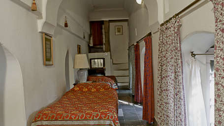 Neemrana Fort-Palace - 15th C, Delhi-Jaipur Highway Neemrana Bagh Mahal Hotel Neemrana Fort Palace Neemrana Rajasthan
