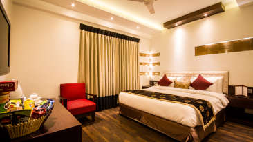 Studio Room Hotel Godwin Deluxe New Delhi 3