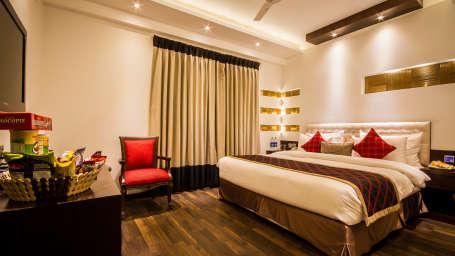 Studio Room Hotel Godwin Deluxe New Delhi 1