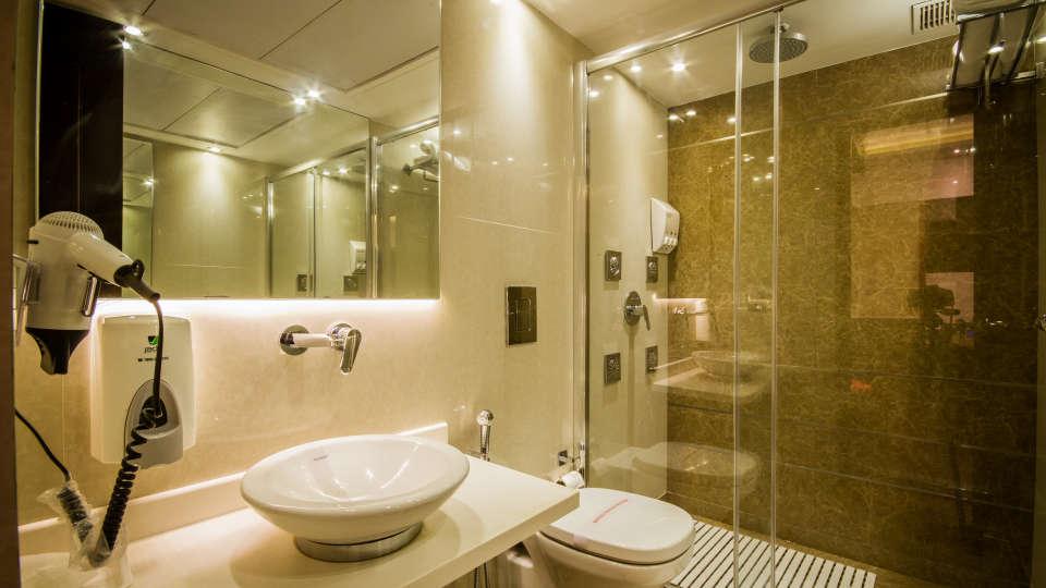 Executive Room Hotel Godwin Deluxe New Delhi 2