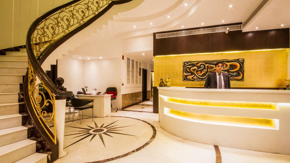 Reception Grand Godwin New Delhi 6