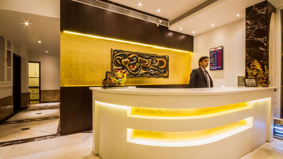 Reception Grand Godwin New Delhi 8