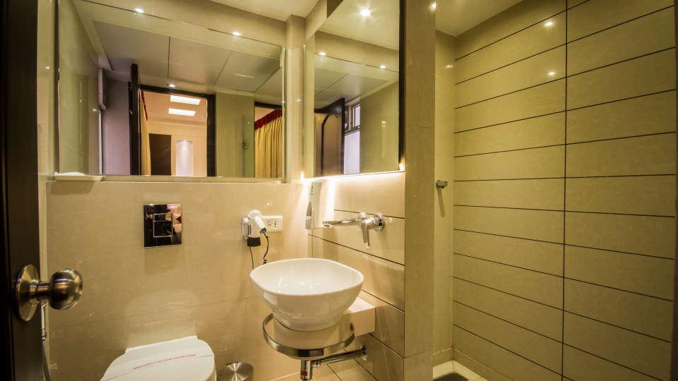 Washroom Grand Godwin New Delhi 1