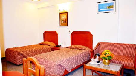 Hotel Chalukya, Bangalore Bangalore Deluxe Room Hotel Chalukya Bangalore 5