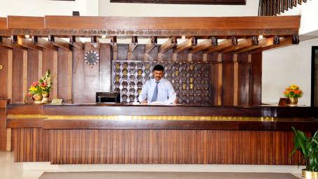 Hotel Chalukya, Bangalore Bangalore Reception Hotel Chalukya Bangalore 4