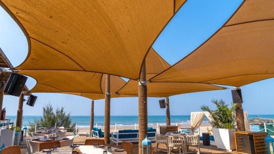 Resort in Morjim, Living Room Beach Resort, Goa, Morjim Resort 25