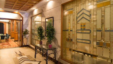 Passage way at Sarovar Ahmedabad, Banquet Halls in Ahmedabad , Ahmedabad hotels