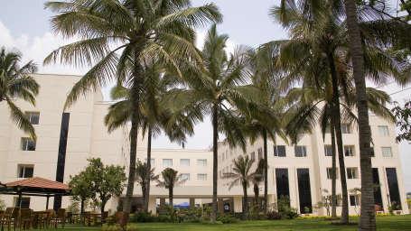 Evoma Hotel, K R Puram, Bangalore Bangalore Hotel Facade Evoma Hotel K R Puram Bangalore 5