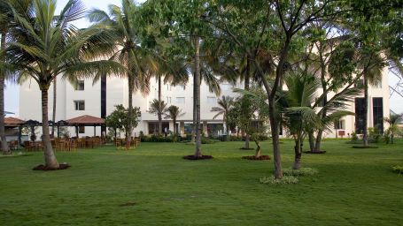 Evoma Hotel, K R Puram, Bangalore Bangalore Lawn Evoma Hotel K R Puram Bangalore