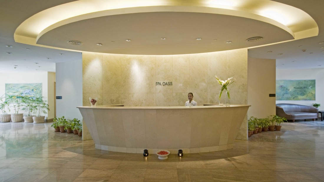 Spa at The Grand Hotel New Delhi