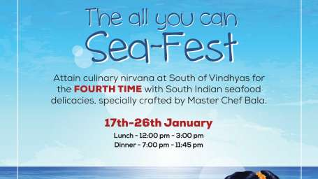 Khil Orchid Mumbai Seafood Festival Emailer