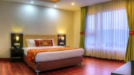 Deluxe Plus Room at Summit Denzong Hotel Spa Gangtok 434