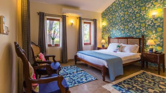 Rooms, Hamsa Villas Goa, Best Resort In Goa 76