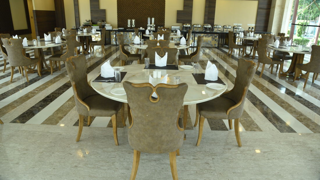 Restaurant in Delhi, U Kitchen at OPULENT HOTEL BY FERNS N PETALS, Dine In Delhi 0655 0653