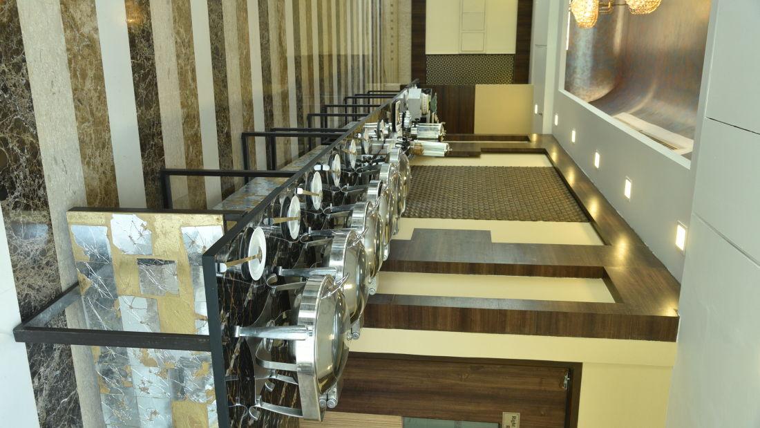 Restaurant in Delhi, U Kitchen at OPULENT HOTEL BY FERNS N PETALS, Dine In Delhi 0655 0654
