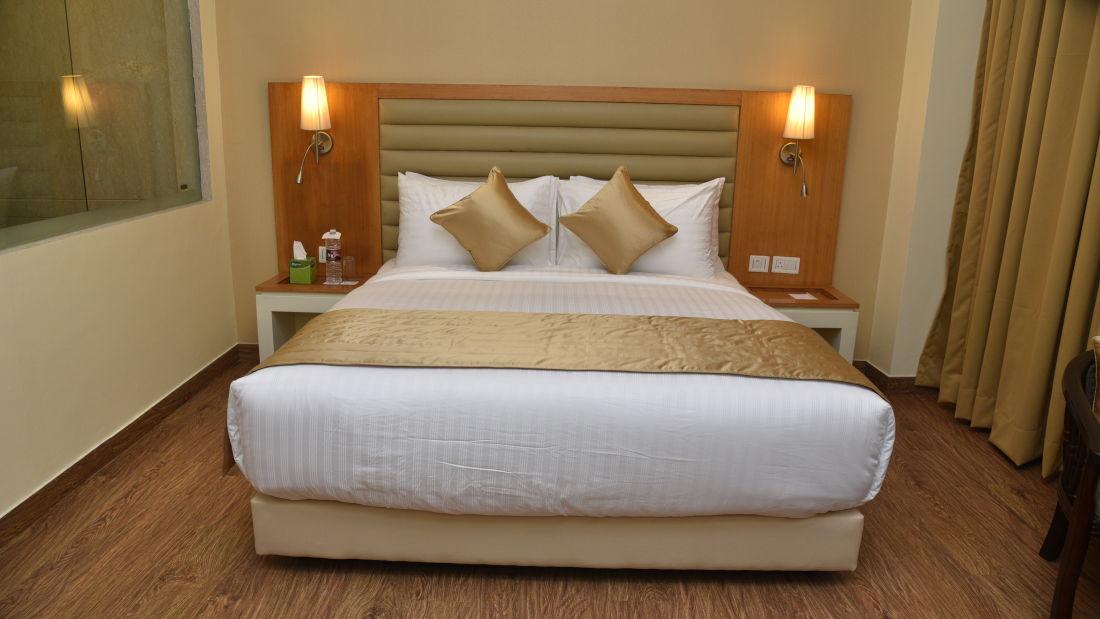 Superior Rooms at OPULENT HOTEL BY FERNS N PETALS, Rooms in Delhi , Stay In Delhi
