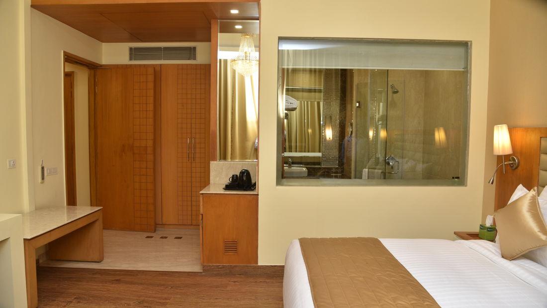 Superior Rooms at OPULENT HOTEL BY FERNS N PETALS, Rooms in Delhi , Stay In Delhi 2