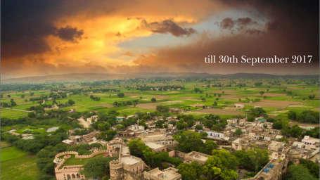 Neemrana Hotels  Monsoon Package at Neemrana Hotels Heritage Hotels in India