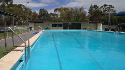 Swimming Pool at Hotel Nataraj Sarovar Portico Jhansi - Best Hotels in Jhansi