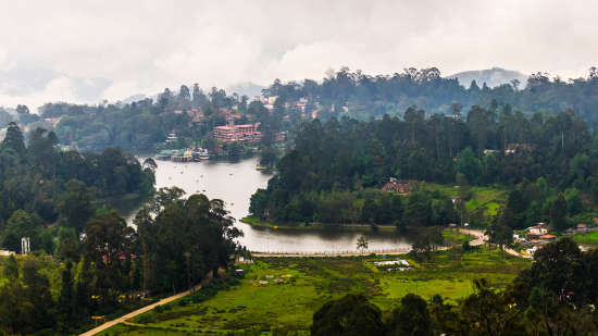 LakeView Point, The Carlton - 5 Star 5 Star hotel in Kodaikanal