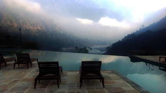 Aloha On the Ganges Rishikesh Pool