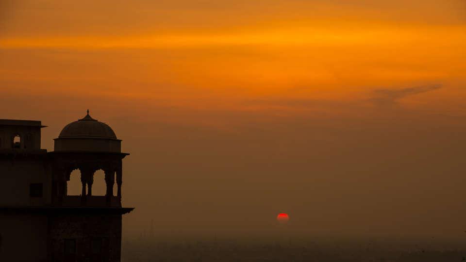 Tijara Fort Palace - Alwar Alwar Exterior Facilities Hotel Tijara Fort Palace Alwar Rajasthan 15
