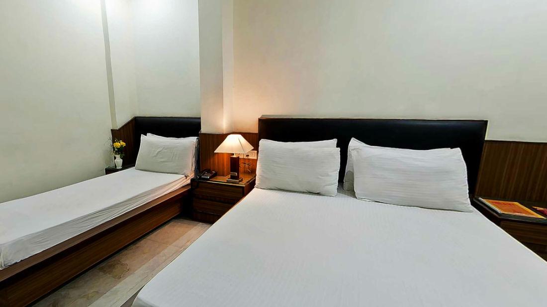 Hotel Hari Piorko New Delhi Triple Room Hotel Piorko Delhi