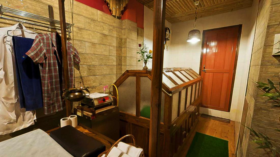 Hotel Hari Piorko New Delhi Spa and Massage parlour Hotel Hari Piorko Delhi 2