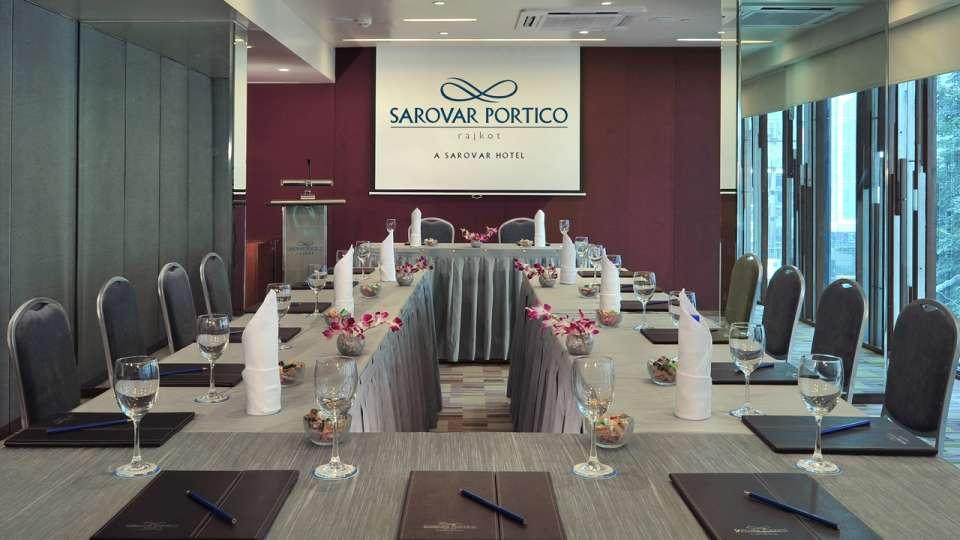 Banquet Halls in Rajkot, Marasa Sarovar Portico, Rajkot Airport Hotel 2