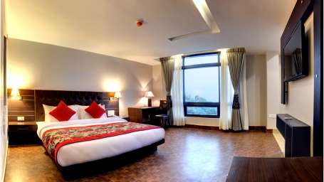 Executive Room 2 Summit Sobralia Resort Spa Namchi Hotels in Sikkim