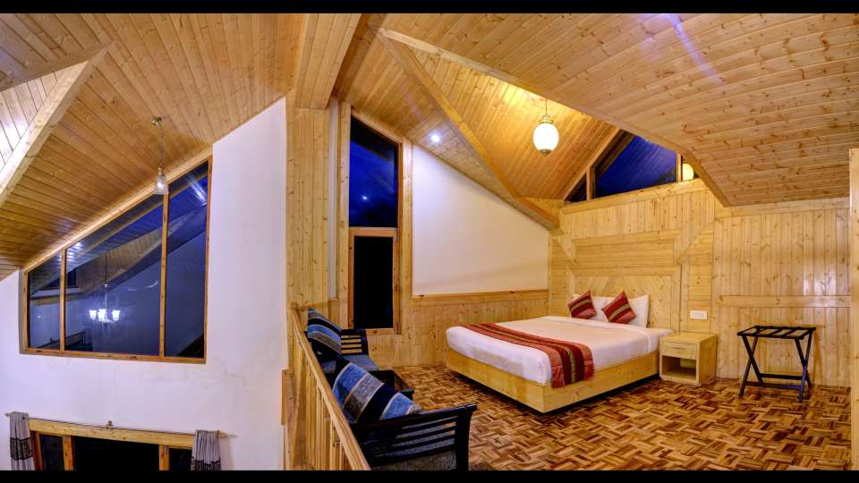 Family Suite at Summit Chandertal Regency Hotel Spa Manali 1