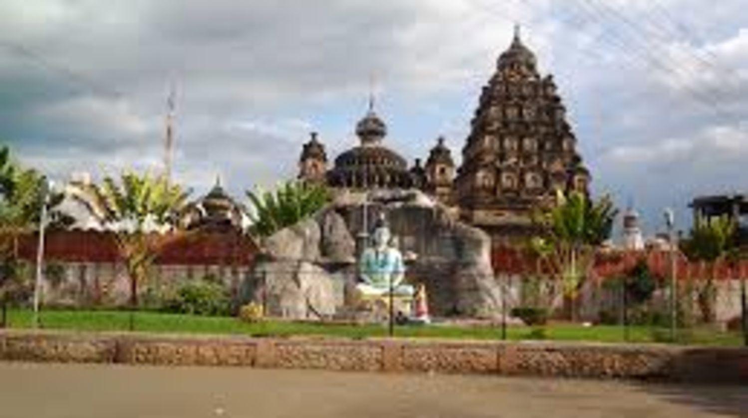 Siddheswar Temple Balaji Sarovar Premiere Solpur