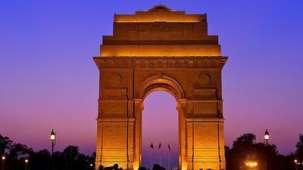 Location India Gate Delhi