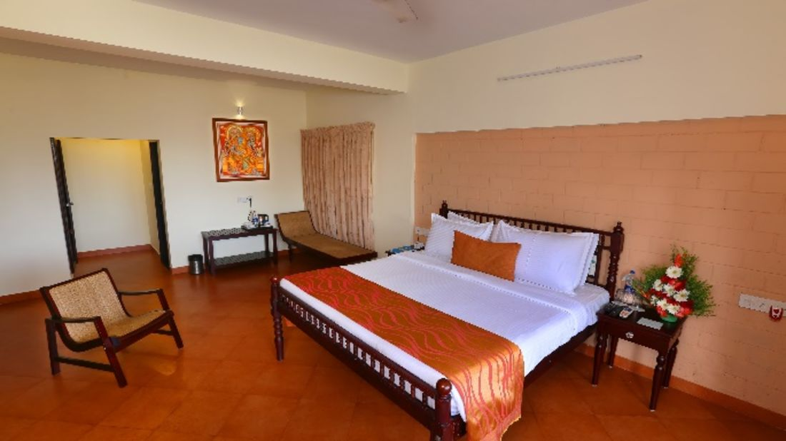 Standard views room, Hotel rooms near Kovalam Beach, Stay near Kovalam Beach