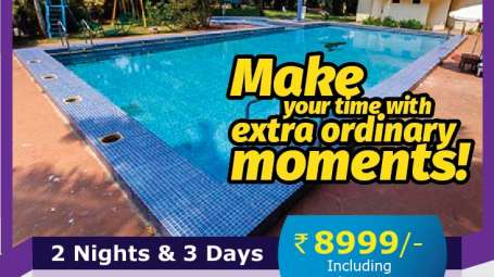 Offer at Renai Kappad Beach Resort 1