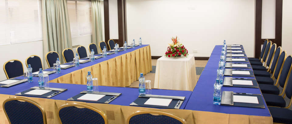 Makutano Conference Room The Heron Portico Nairobi