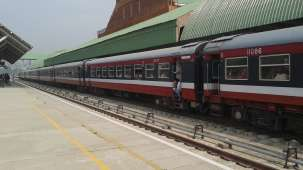 Srinagar Railway Station near Orchard Retreat and Spa Srinagar