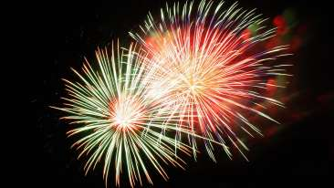 Wonderla Amusement Parks & Resort  Fireworks
