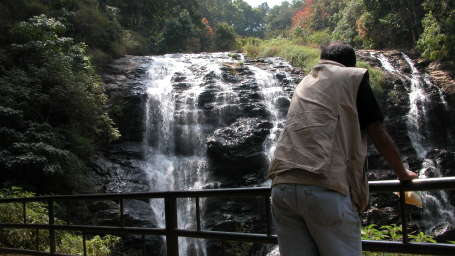 Trekking at Hotel Coorg International Madikere