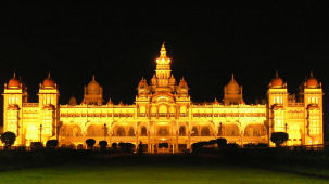 Hotel Southern Star Hassan Hassan Mysore palace