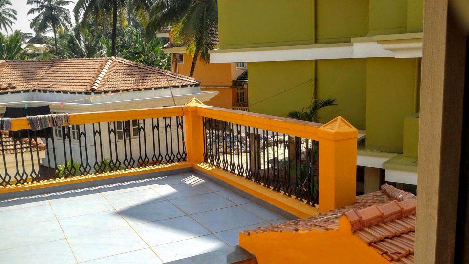 Casa Cottage Hotel, Bangalore Bangalore Balcony 4