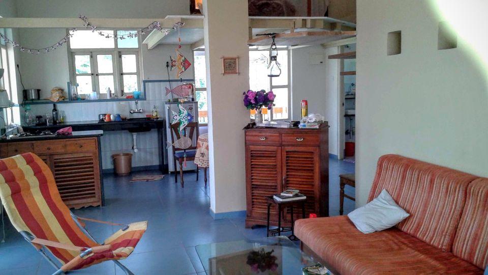 Casa Cottage Hotel, Bangalore Bangalore Living Room