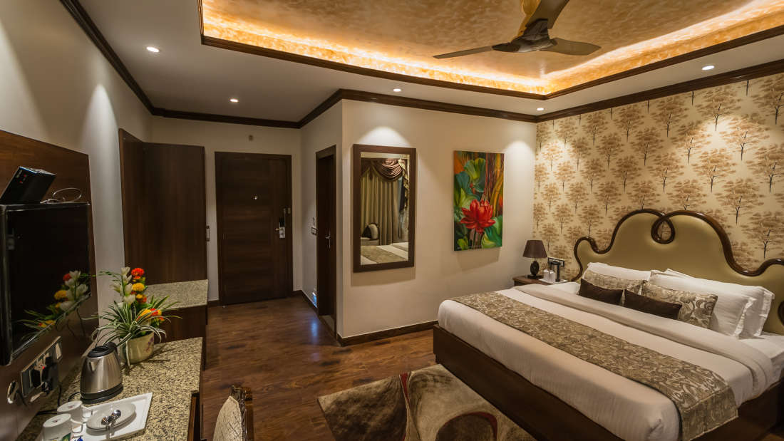 Luxury Rooms at The highland park manali 1