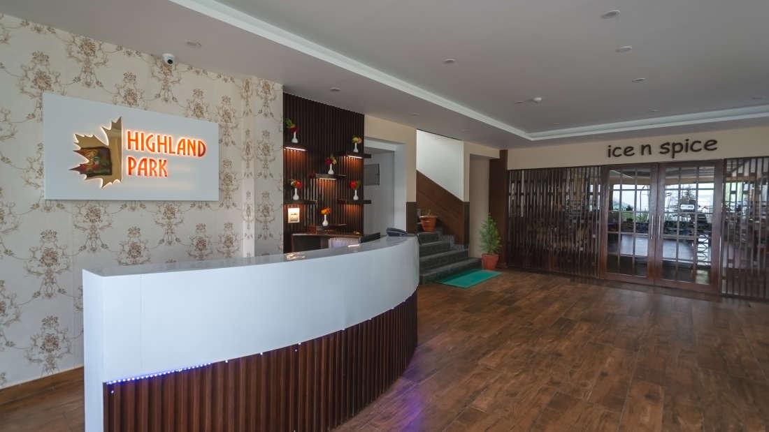 The Highland Park Manali, Resort in Manali, Riverside hotel in Manali101